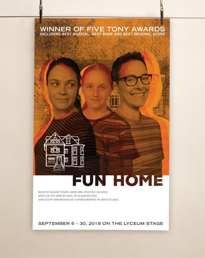StudioConover - SAN DIEGO REPERTORY THEATRE | SDREP - Fun Home