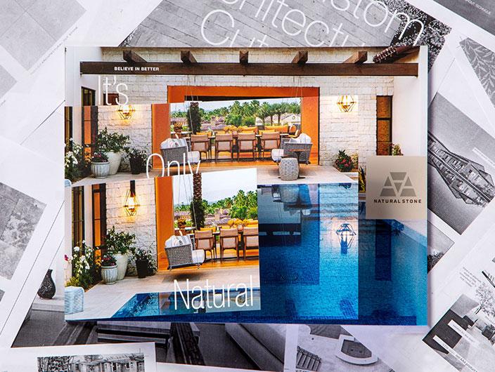 StudioConover - AAA Natural Stone   AAA General Brochure