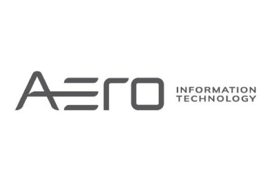 StudioConover - Brand Identity | Aero Information Technology logo